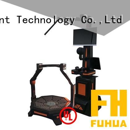 Fuhua vr laser shooting simulator engines for cinema