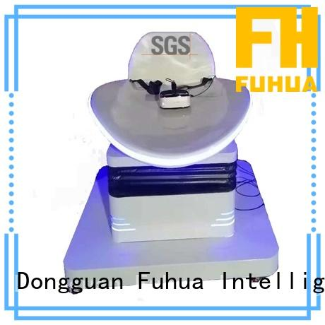 Fuhua Multi-seats virtual reality 360 for sale for park