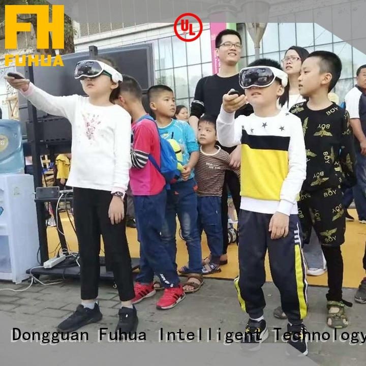 high performance mixed reality games 9d wholesale for theme parks
