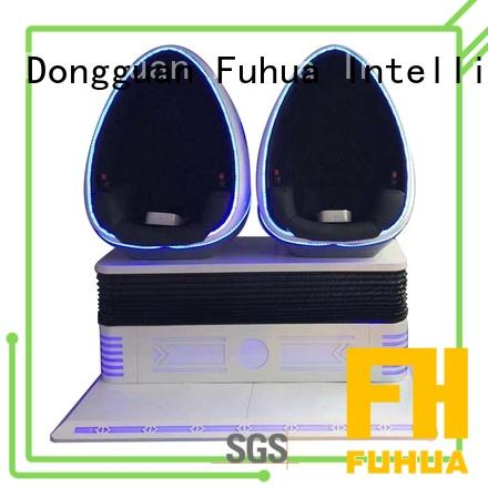 Fuhua commercial vr 720 platform