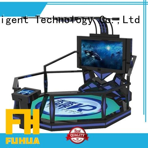 Fuhua flight shooting game machine engines for cinema