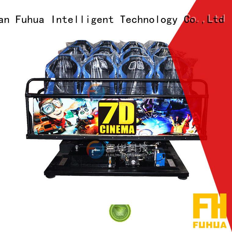 Fuhua cinema 7d cinema control system Theme Parks