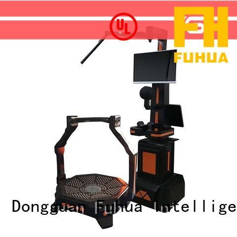 Fuhua amusement shooting game simulator for sale for amusement park
