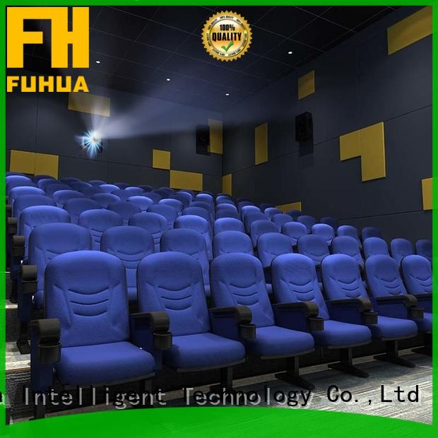 Fuhua professional 3d theater Chinese for cinema