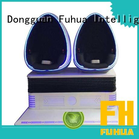 cool 9d virtual reality cinema supply for park Fuhua