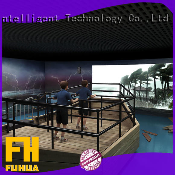 voyage voyage simulator for Science Education museum