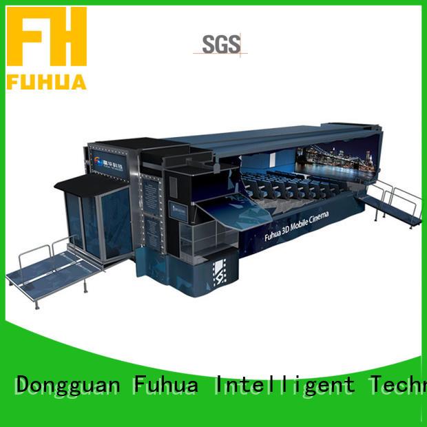 Fuhua Portable mobile cinema sound system for family entertainment centres