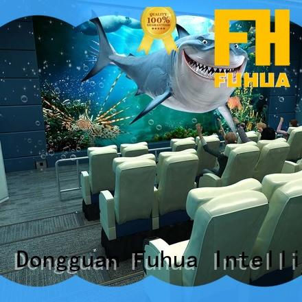 Fuhua motion 4dmax cinema for sale Amusement Park