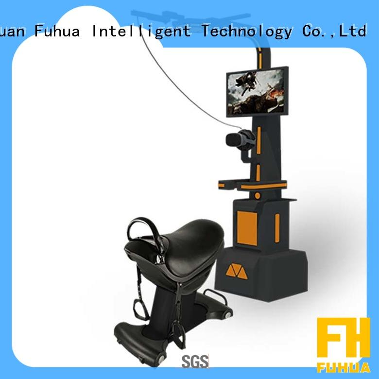 Fuhua high performance hunting simulator engines for market