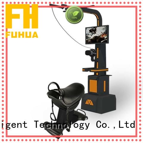 Fuhua arcade shooting game machine engines for theme park