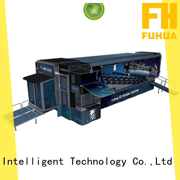 Fuhua Customized portable cinema air conditioning system control system for aquariums