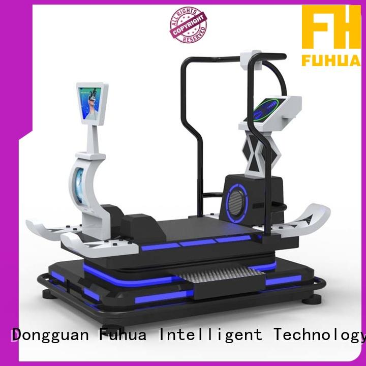 Fuhua fitness horse racing simulator for exercising for family