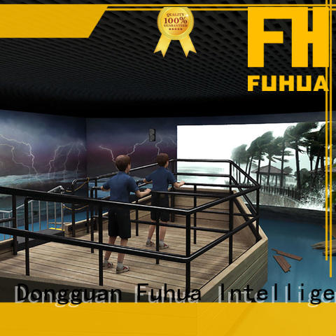 Fuhua high performance voyage simulator manufacture for scenic area