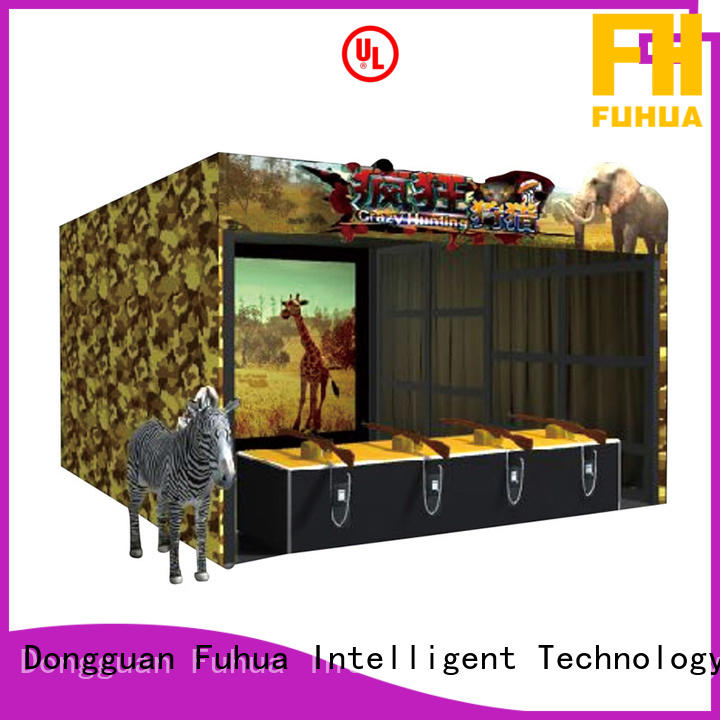 fashionable shooting game machine free engines for cinema