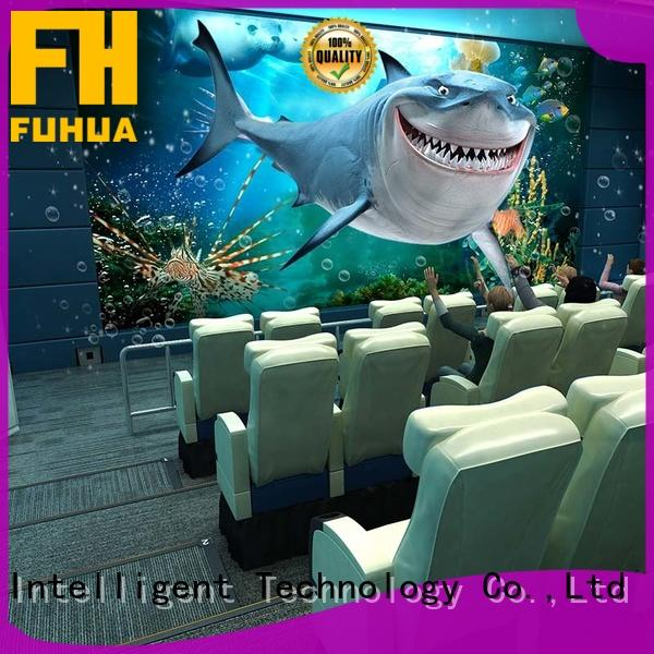 Fuhua commercial 5d cinema supply for cinema