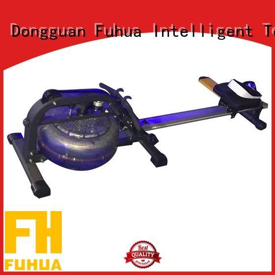 Fuhua athletic vr treadmill dynamic control for family