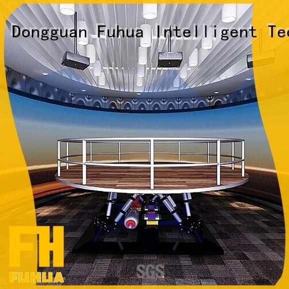 Fuhua earthquake earthquake simulator machine manufacture for museum