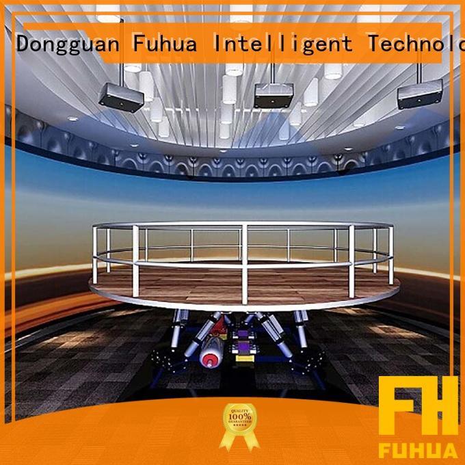 earthquake earthquake simulator machine museum for school Fuhua