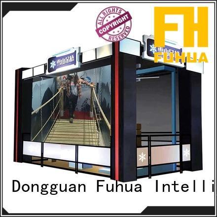 high performance vr bridge simulator entertainment Realistic Effect for cinemas