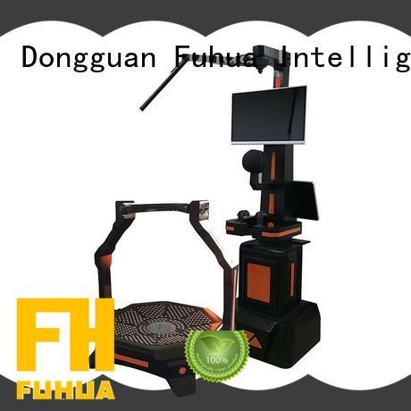 Fuhua fashionable shooting simulator engines for theme park