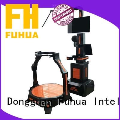 Quality Fuhua Brand rides shooting game simulator
