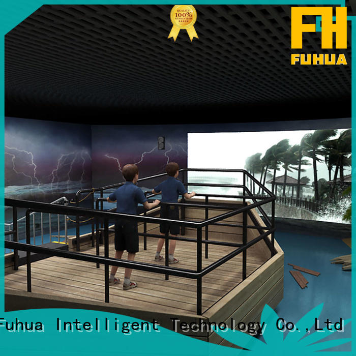 popular voyage simulator for amusement park for education Fuhua