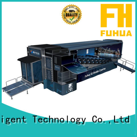 equipment mobile 5d cinema air conditioning system control system for space & science center Fuhua
