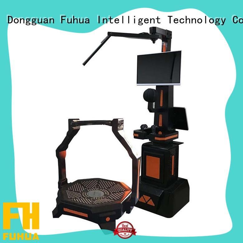 Fuhua game shooting simulator for home factory for cinema