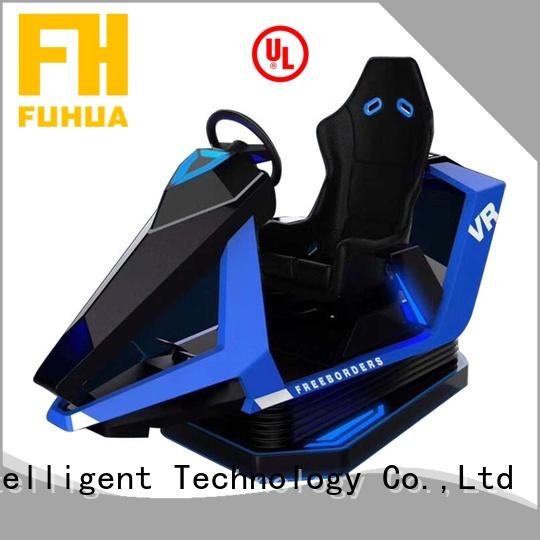 Attractive car racing simulator for sale for cinema