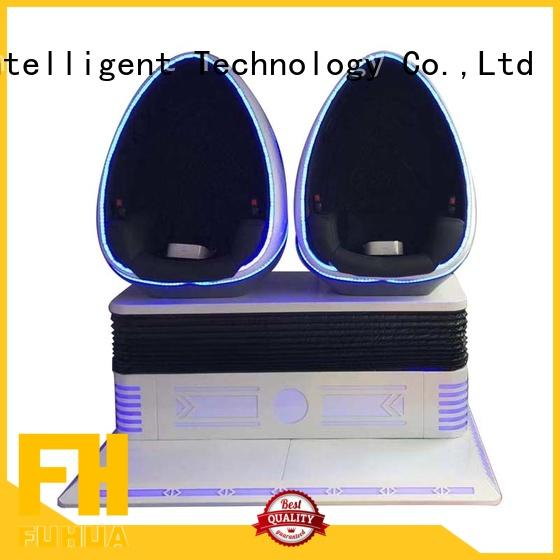 Fuhua high quality egg vr for sale for cinema