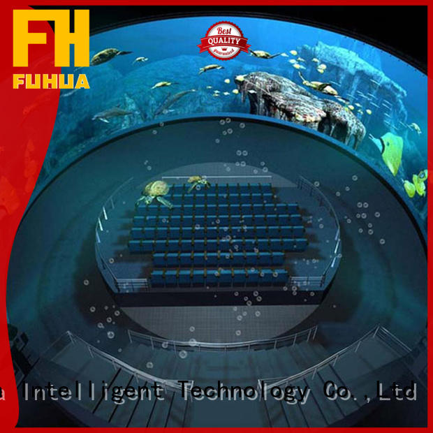 Fuhua luxury projection dome Projector system for education