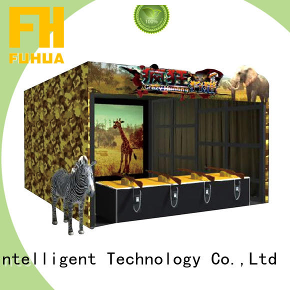 Fuhua cool shooting game simulator engines for cinema