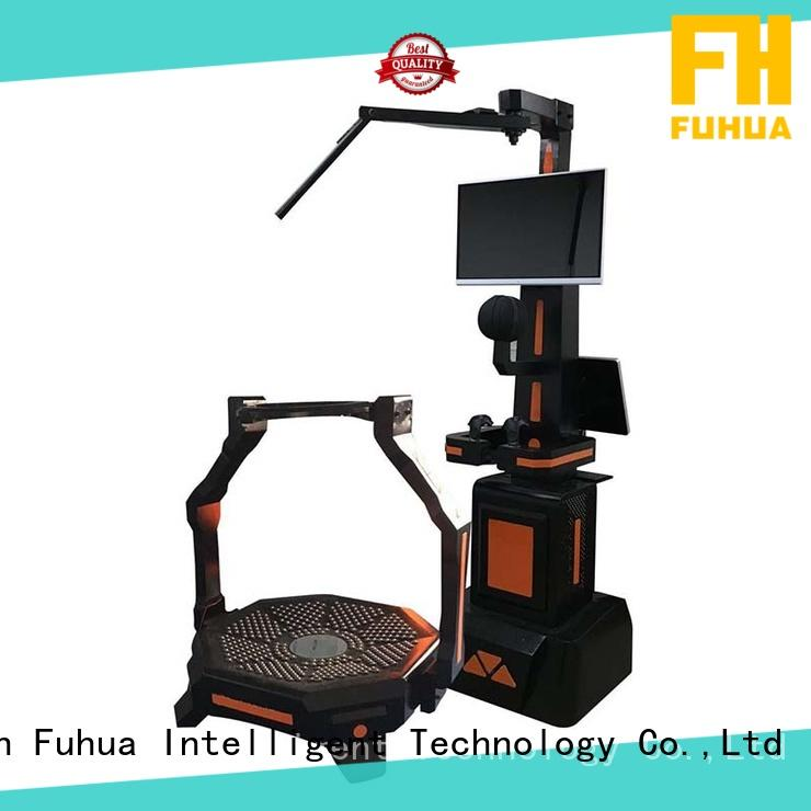 Fuhua cool shooting game machine factory for cinema