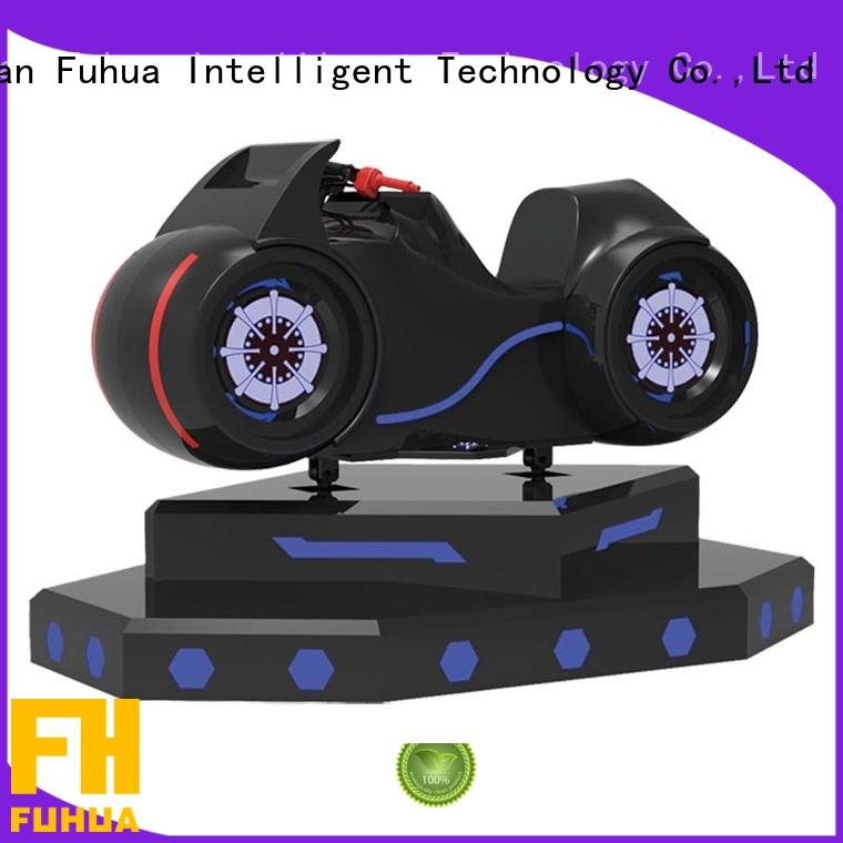 Fuhua high performance best racing simulator for sale for park