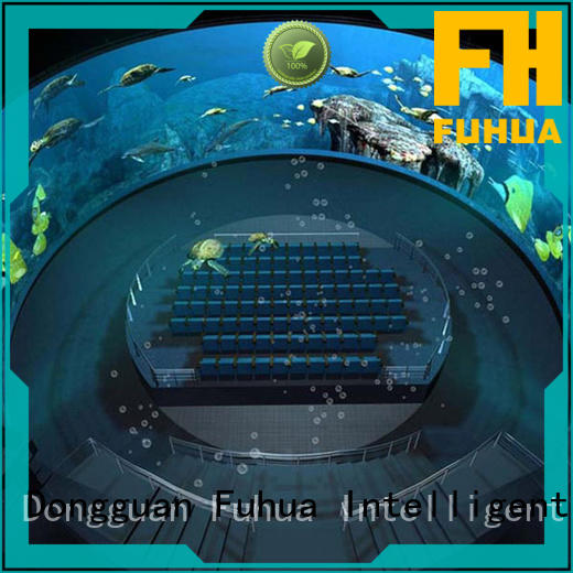 Fuhua photographic 360 dome projection luxury for education
