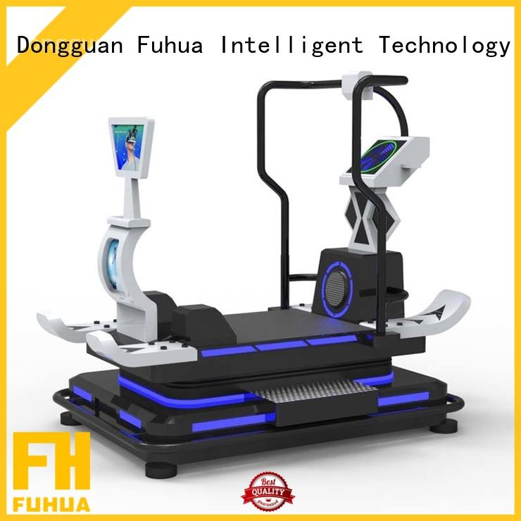 Fuhua ski virtual reality game system for sale for family