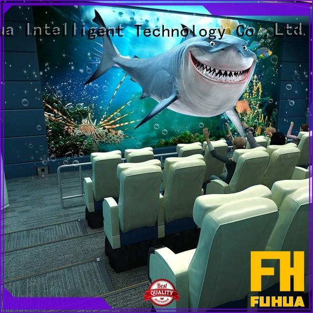 Fuhua high quality 4dmax cinema for adults Market