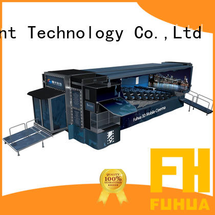 Fuhua theatre mobile cinema air conditioning system control system for clubs