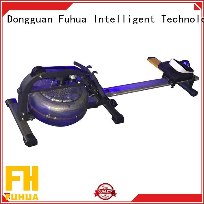 Fuhua system vr bike realistic experience for family
