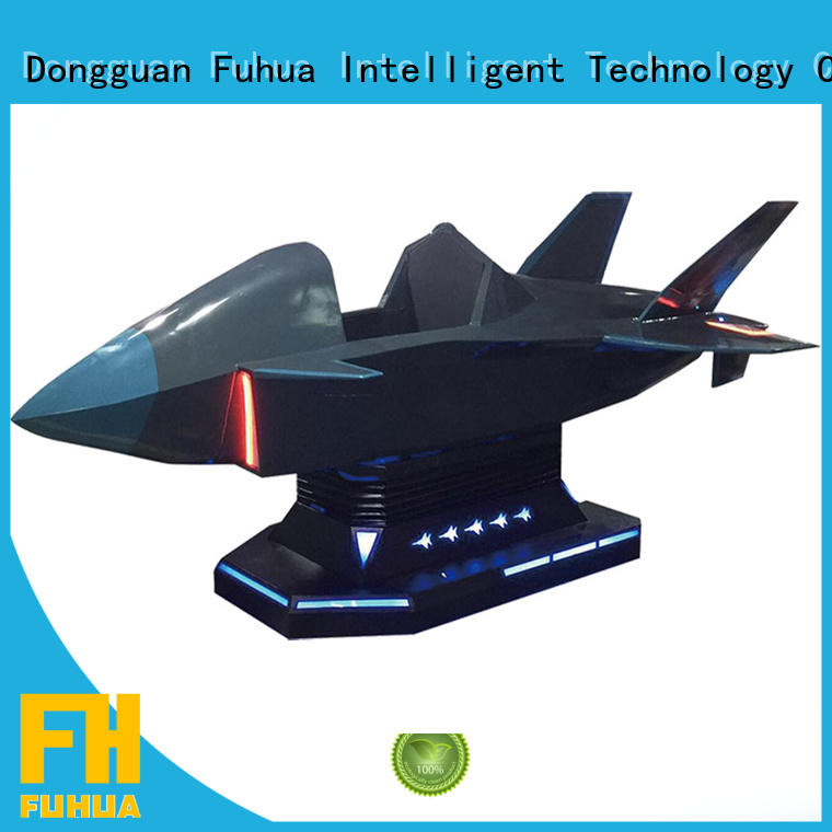 Fuhua fiberglass shooting simulator for home engines for cinema
