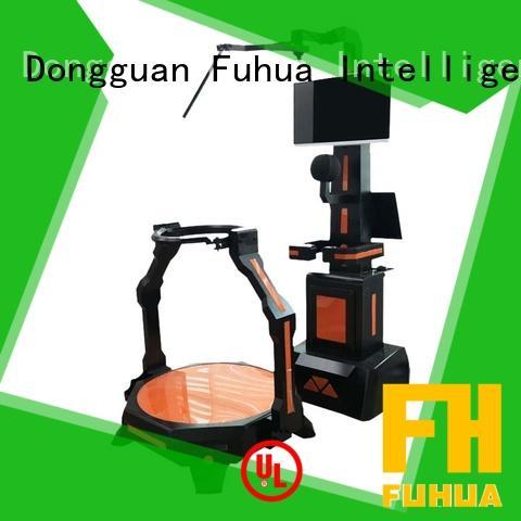 Fuhua treadmill shooting game machine dynamic control technology for amusement park