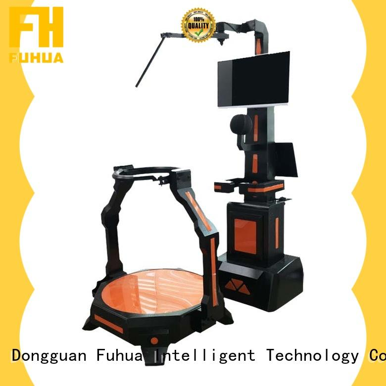 Fuhua 2d3d vr shooting engines for market