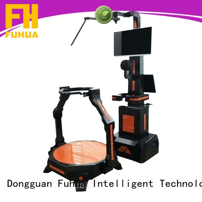 Fuhua aircraft laser shooting simulator dynamic control technology for market