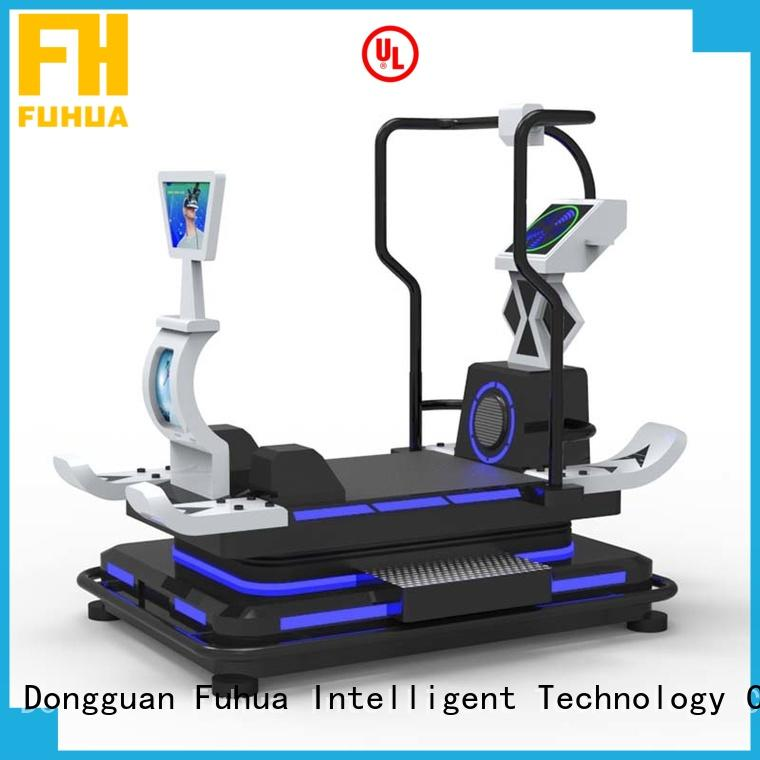 Fuhua simulator vr bike for amusement