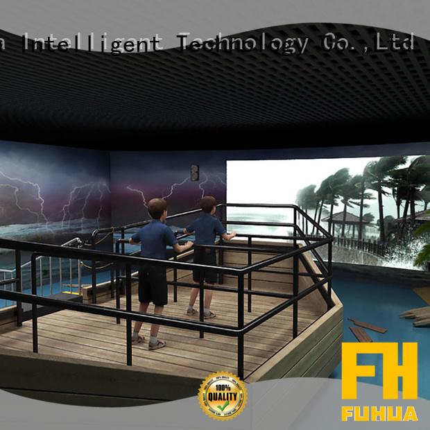 voyage simulator 3d Fuhua