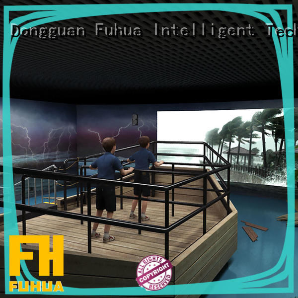 high performance voyage simulator experience engines for commercial amusement
