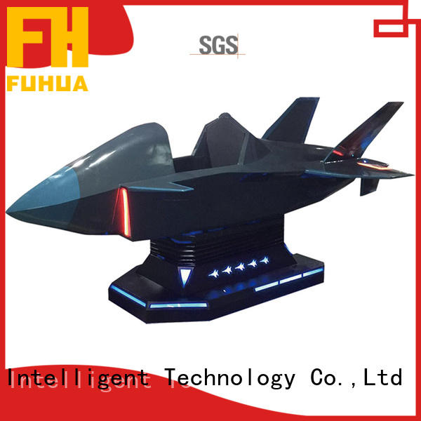 international shooting game machine fighter dynamic control technology for amusement park