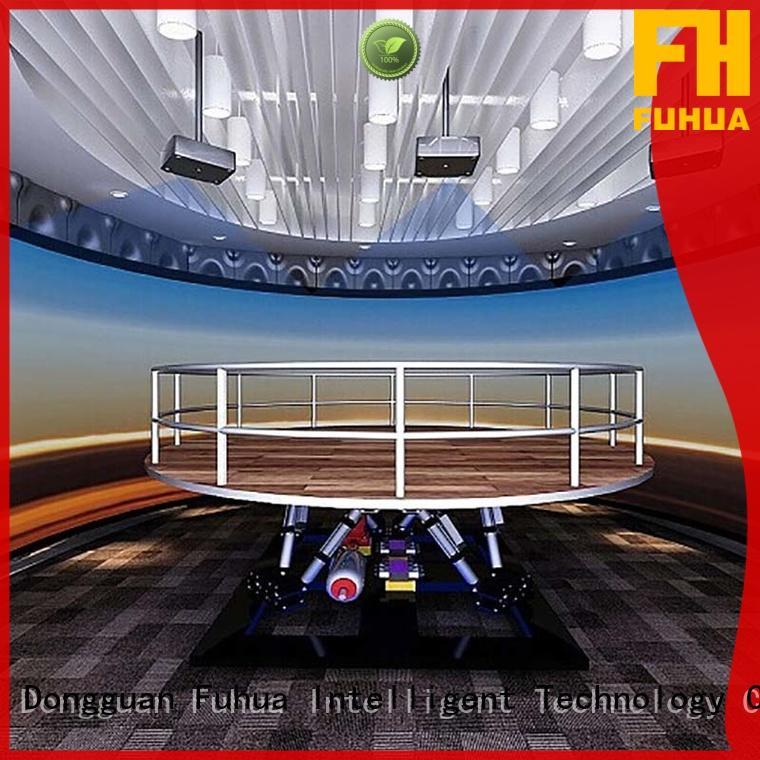 Fuhua Attractive earthquake simulator manufacture for museum
