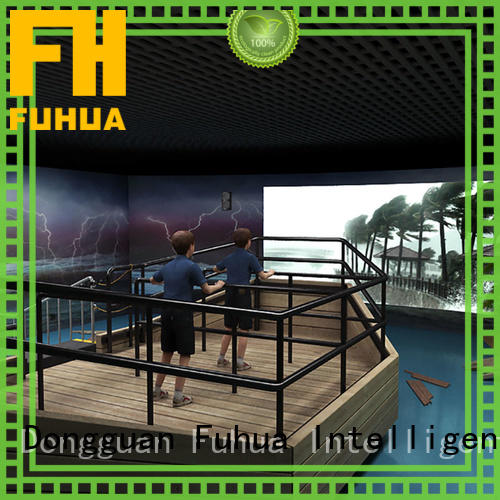 high performance typhoon simulator voyage for education for commercial amusement