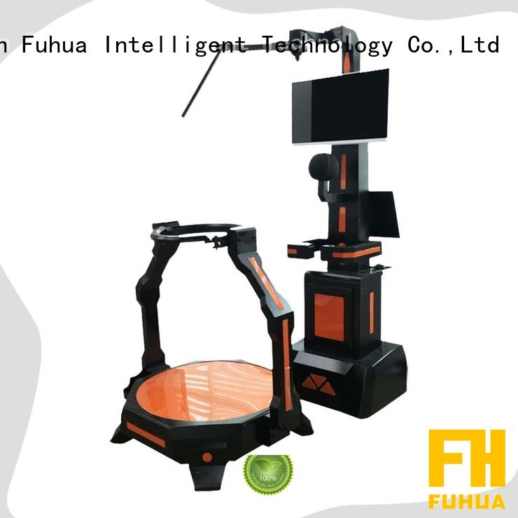 vr shooting simulator vive for cinema Fuhua